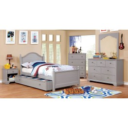Diane Gray Youth Poster Bedroom Set