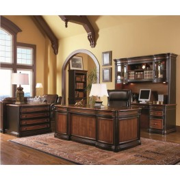 Gorman Executive Home Office Set - 80050