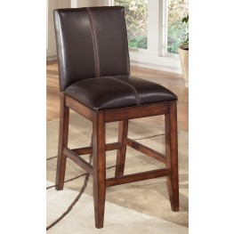 Larchmont 24 Upholstered Counter Stool Set of 2