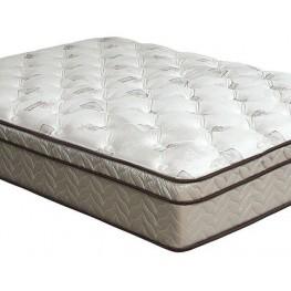 """Lilium 13"""" Euro Pillow Top Queen Mattress"""