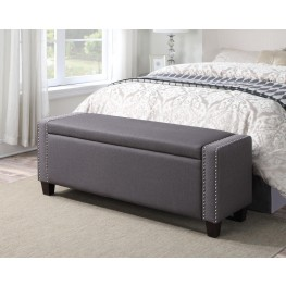 Sto Trespass Slate Bed Bench