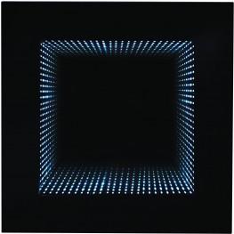 Tejas Black LED Wall Lamp