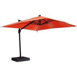 Oakengrove Coral Large Cantilever Umbrella