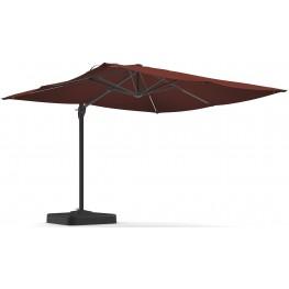 Oakengrove Burnt Orange Large Cantilever Umbrella