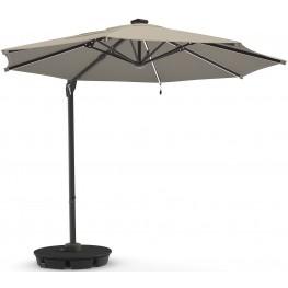 Oakengrove Brown Large Cantilever Umbrella