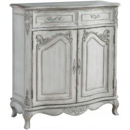 Rebecca White Wine Cabinet