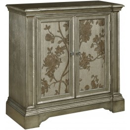 Forte Brown Wine Cabinet
