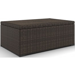 Alta Grande Brown Rectangular Cocktail Table