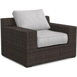 Alta Grande Beige Lounge Chair