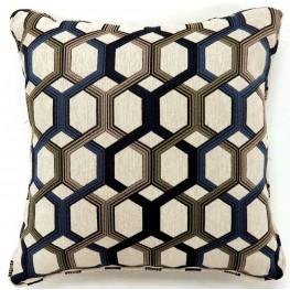 "Comney Blue 22"" Pillow Set of 2"