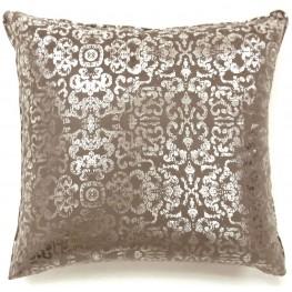 "Lia Beige 22"" Pillow Set of 2"