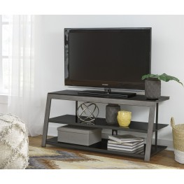 Rollynx Two Tone TV Stand