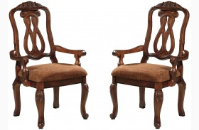 North Shore Arm Chairs Set of 2