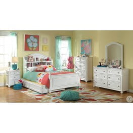 Madison Youth Bookcase Bedroom Set