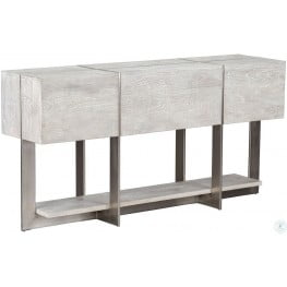 Desmond Gray Console Table