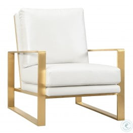 Mott Textured Pearl Chair