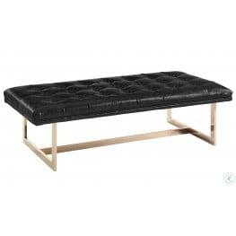 Oppland Black Bench
