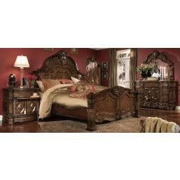 Windsor Court Mansion Bedroom Set